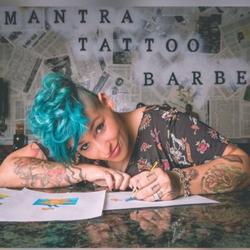 Deli Muñoz - Mantra Tattoo
