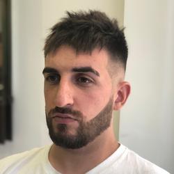 Kevin Ulldecona - Dyc Barbershop