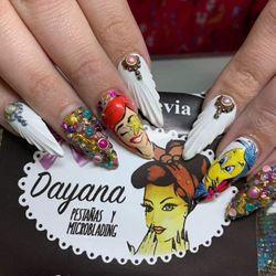 Dayana Nails, Calle Castillo de Benisanó, 14, 46018, Valencia