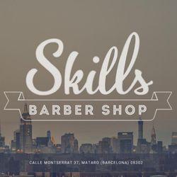 Skills Barber Shop, Montserrat 37, 08302, Mataró