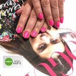 Esthetic nail bar OPI - inspiration