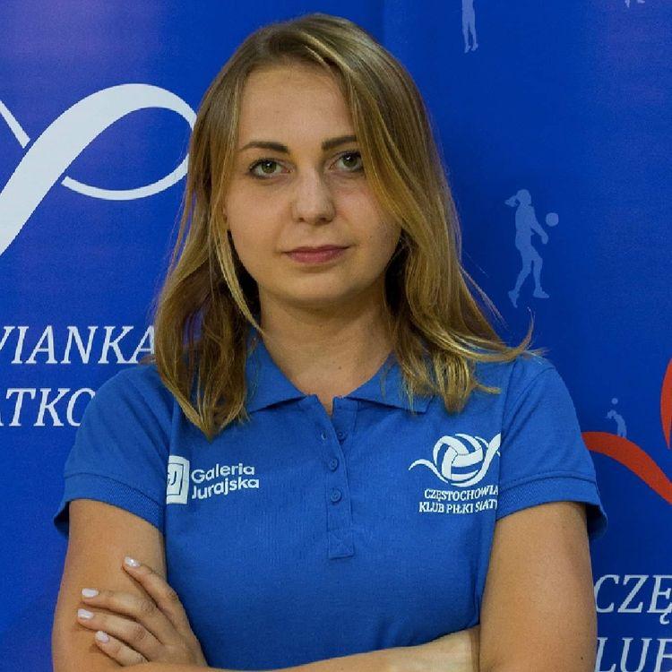 Fizjoterapeutka Natalia Kolmas
