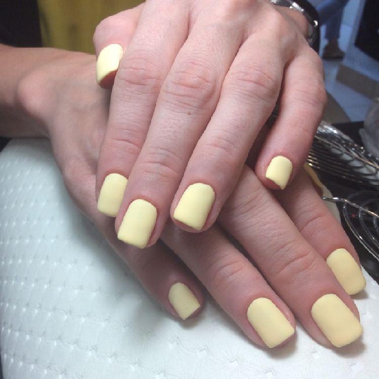 Manicure w wykonywaniu Katji 🌹