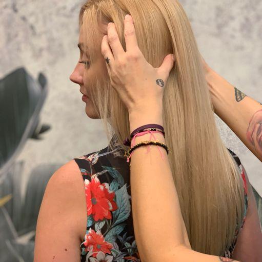 HAIR BY GRZEGORZ ŁUBIŃSKI