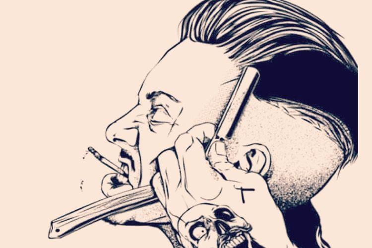 Fryzjer z Brzytwą