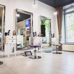 Elnett Salon Fryzjerski, ulica gen. Charlesa de Gaulle'a, 79, 41-800, Zabrze