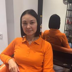 Olena - Haircut Style
