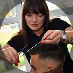 Kasia - Warsztat Cięcia  Barber Shop - Wola