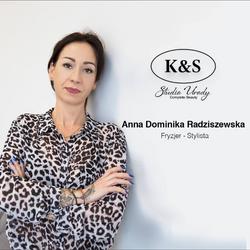 Dominika Anna Radziszewska - Studio Urody K&S