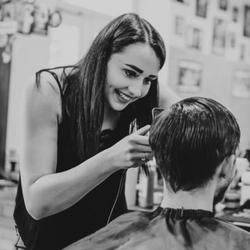 Patrycja - Short Cut Barbershop Karmelicka