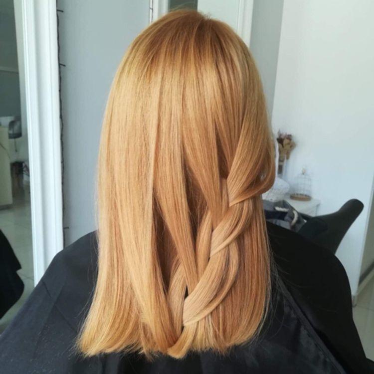 Kolejny piekny naturalny blond w wykonianiu Naszego Huberta -> umow sie na swoj wymarzony kolor 📞 533-550-668 lub na booksy.com 💕