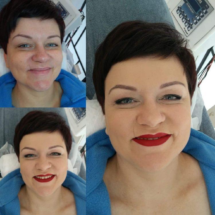 Makijaż okolicznościowy