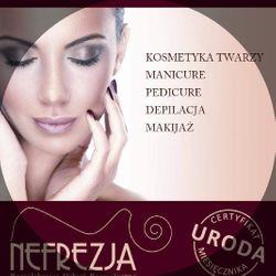 NEFREZJA Gabinet Kosmetyczny, Bieżanowska 65, 30-812, Kraków, Podgórze