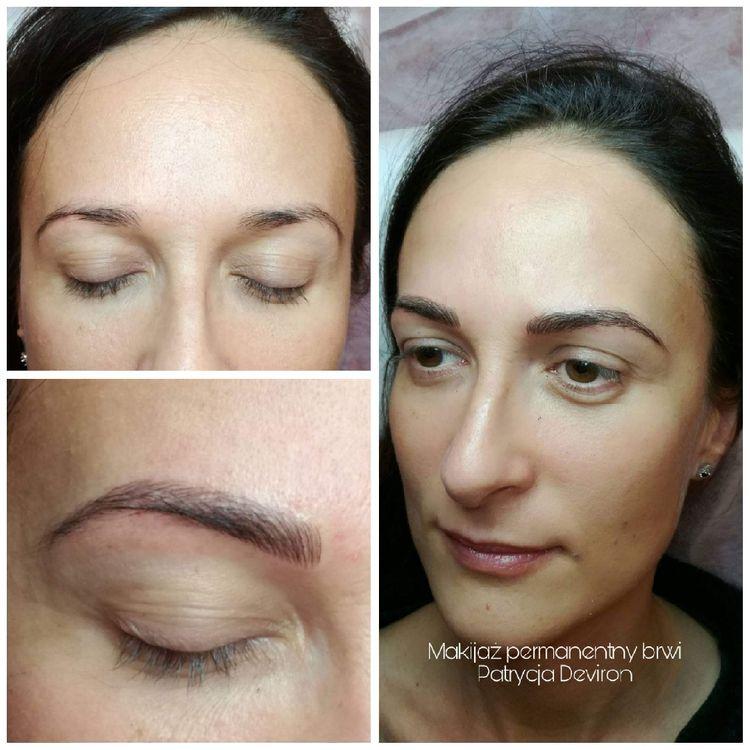 Makijaż permanentny brwi - metoda włoskowa