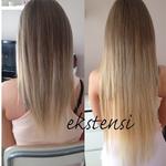 Ekstensi Przedłużanie Włosów