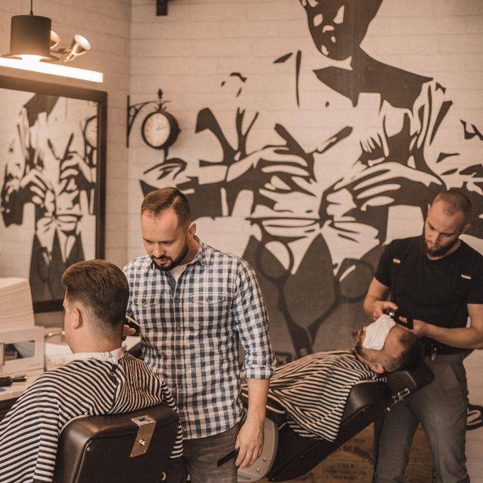 The Originals Barber Shop