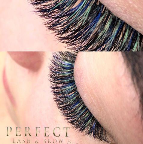 Perfect lash&brow