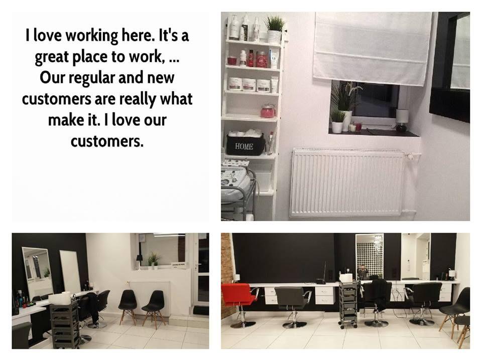 TeDwie salon kosmetyczno - fryzjerski