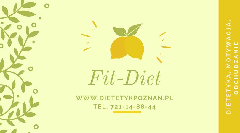 Iwona Mielcarek Poradnia Dietetyczna FIT-DIET