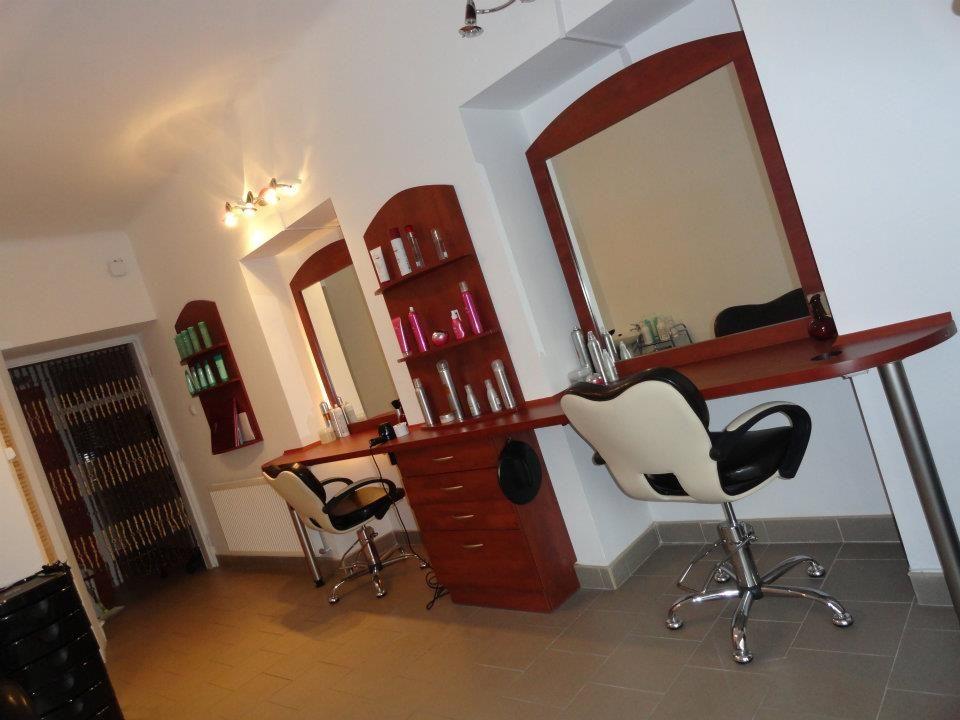 NEW-STYLE salon fryzjerski damsko-męski