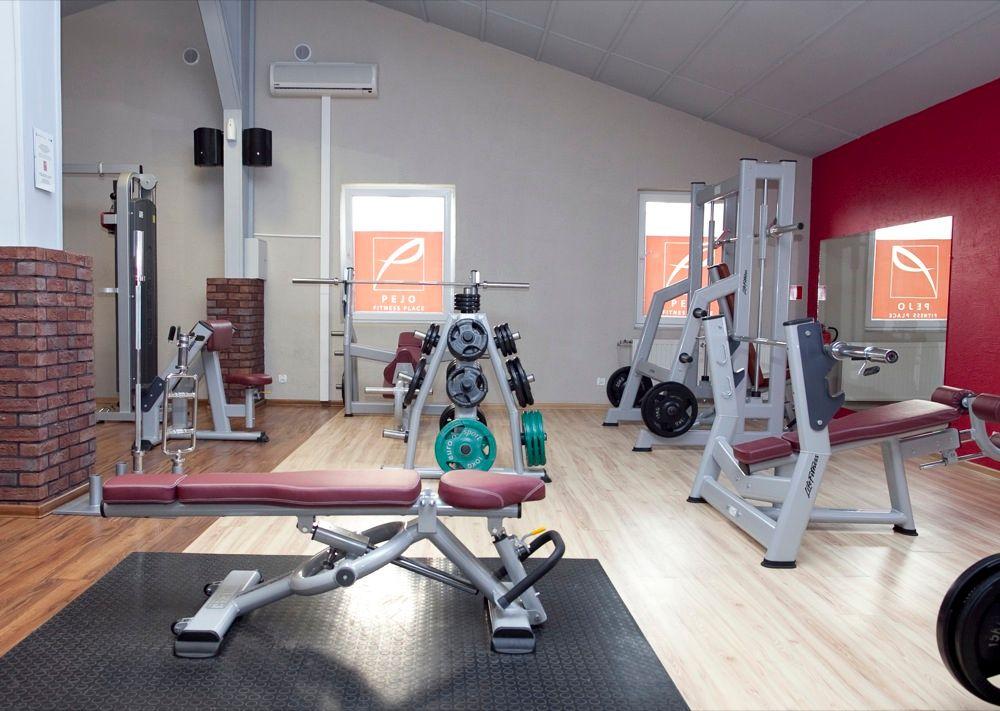 Fitness Place PEJO