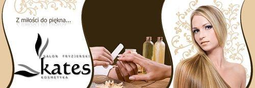 KATES Salon fryzjersko - kosmetyczny