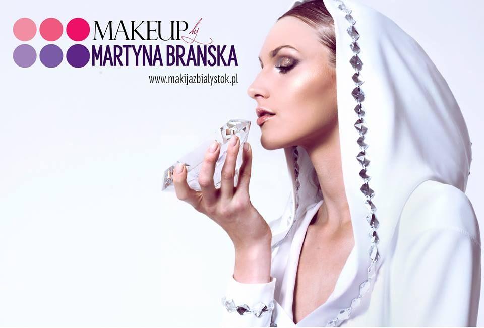 Make Up Martyna Branska