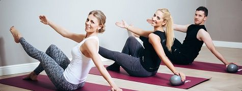 Open Mind Pilates Studio & School Aneta Figurska