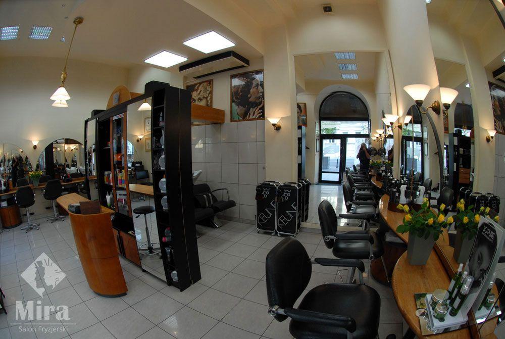 Salon Fryzjerski Mira