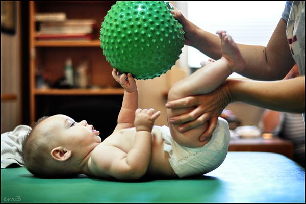Rehabilitacja dzieci i niemowląt