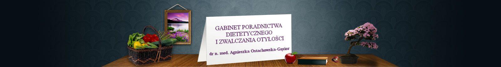 Gabinet Poradnictwa Dietetycznego  i Zwalczania Otyłości