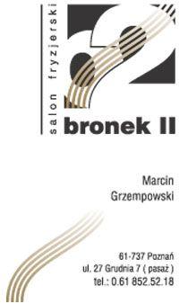 Salon Fryzjerski Bronek II