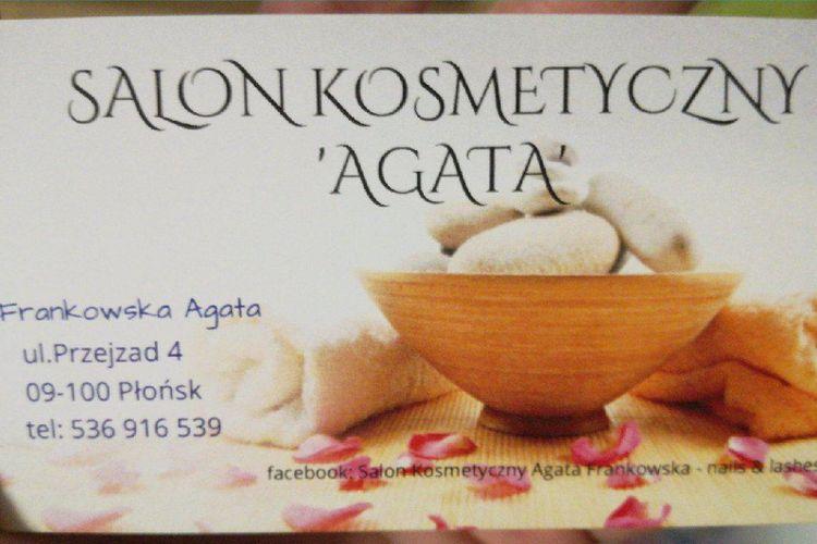 """Salon Kosmetyczny """"AGATA"""""""