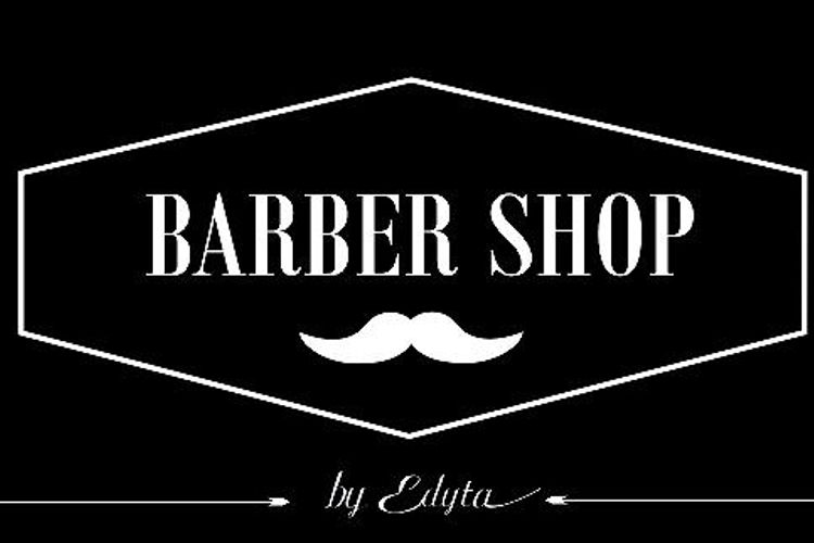 Barber Shop by Edyta