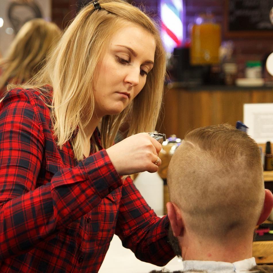 Barber shop - Barber Shop by Edyta