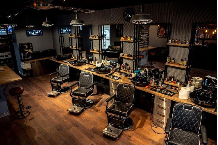 THE BRO Barbershop