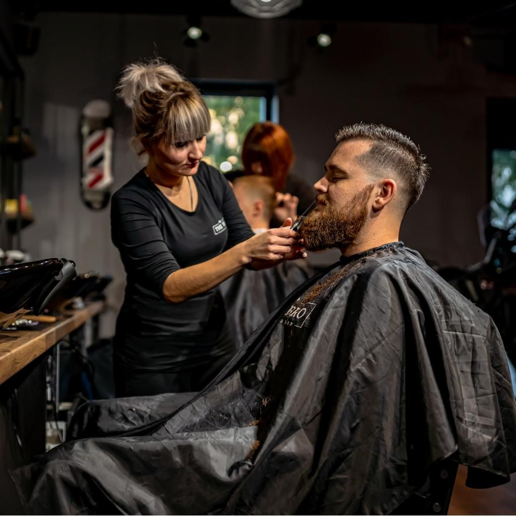 Barber shop, Fryzjer - THE BRO Barbershop