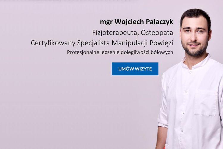 Osteo-Reh Wojciech Palaczyk