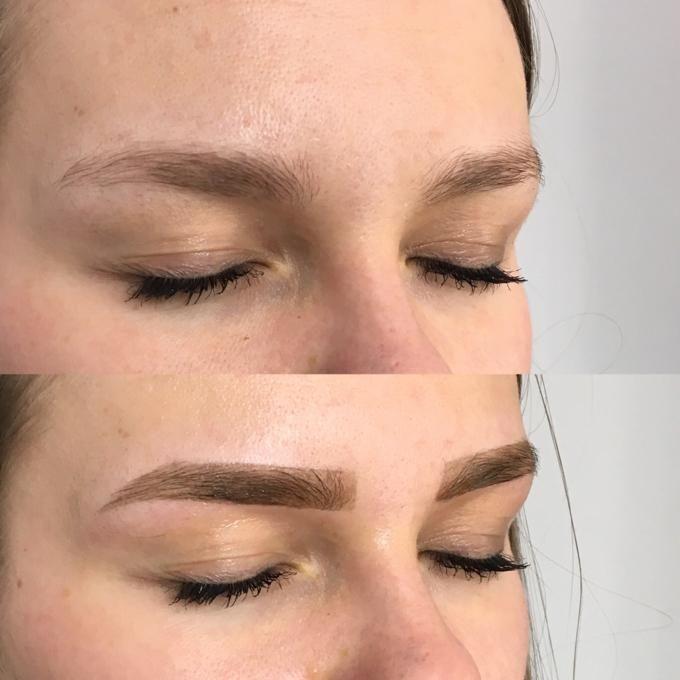 Brwi i rzęsy, Depilacja - Paulina Rosiek Beauty Studio & Brow Academy
