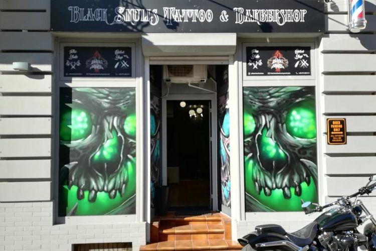 Black Skulls Crew