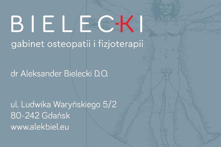 Gabinet Osteopatii, Fizjoterapii i Rehabilitacji dr Aleksander Bielecki D.O.
