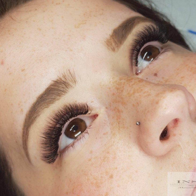 Salon Kosmetyczny, Brwi i rzęsy, Makijaż - Inspire lash extensions & permanent make up