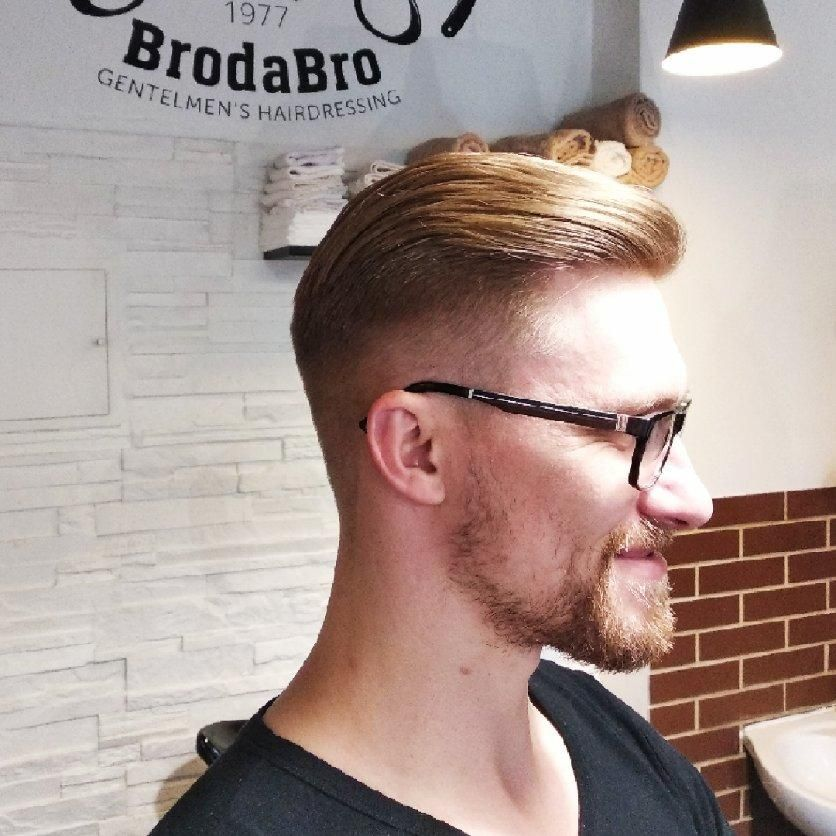 Barber shop, Fryzjer, Trener Personalny, Masaż, Studio Tatuażu, Piercing, Inni - 💈Broda Bro 1977💈BarberShop