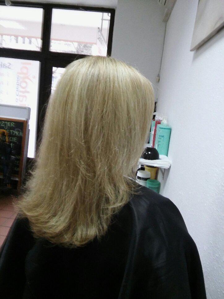 Fryzjer - Salon Urody Super Ciało
