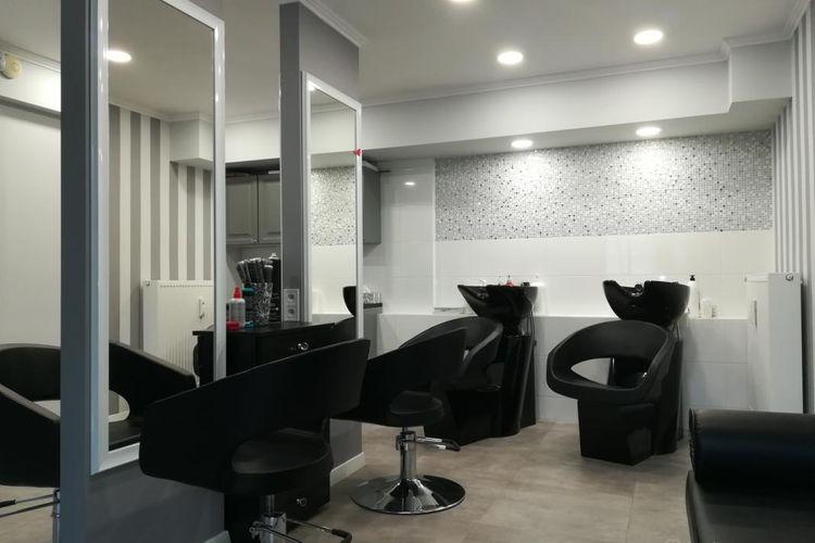 Salon Fryzjerski Efekt