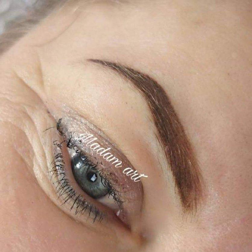 Salon Kosmetyczny, Brwi i rzęsy, Makijaż - MADAM ART