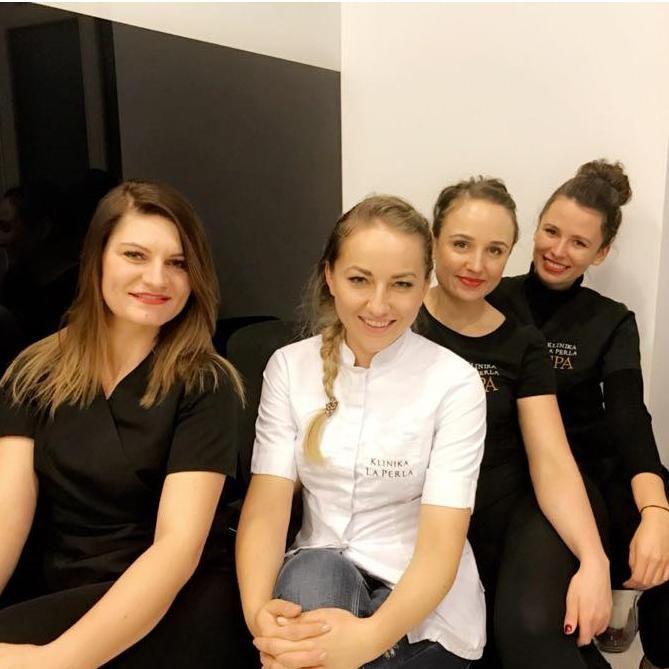 Salon Kosmetyczny - Klinika La Perla Kraków