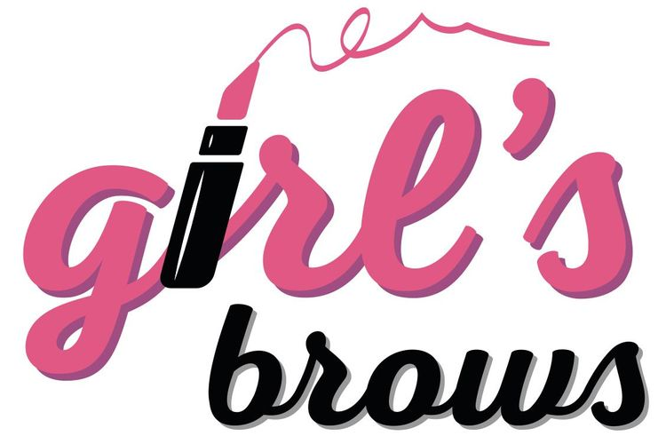 Girl`s Brows