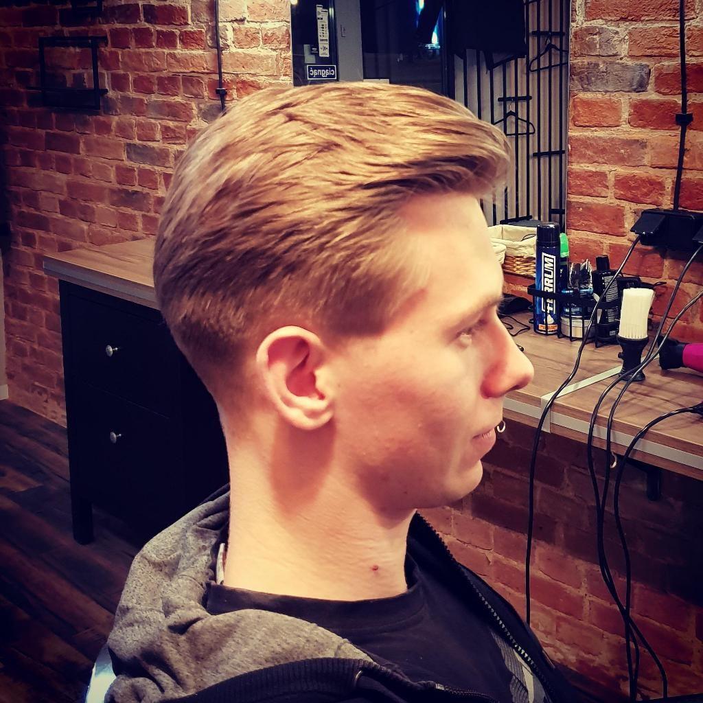 Barber shop, Fryzjer - *** The Barber Shop ***
