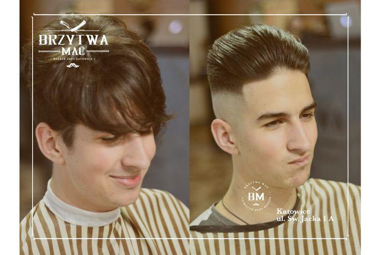 Brzytwa Mać Barber Shop